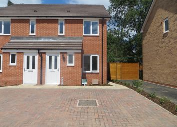 2 bed semi-detached house to rent in Courtelle Road, Coventry CV6