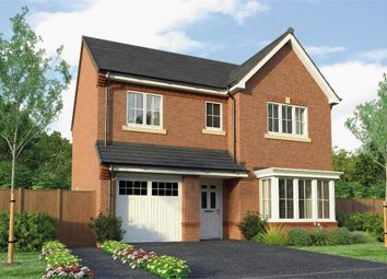 "Thumbnail 4 bedroom detached house for sale in ""The Glenmuir"" at Park Road South, Middlesbrough"