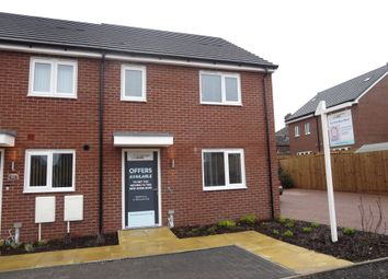 3 bed end terrace house for sale in The Lawrence, Victoria Park, Stoke ST4