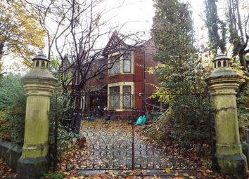 Thumbnail 5 bedroom semi-detached house for sale in Whalley Road, Manchester, Greater Manchester