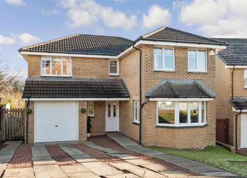 Thumbnail 4 bed detached house for sale in Burnside View, Lindsayfield, East Kilbride