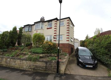Thumbnail 3 bed semi-detached house for sale in Crawshaw Grove, Sheffield