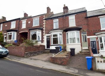 Thumbnail 3 bed terraced house to rent in Chantrey Road, Woodseats, Sheffield