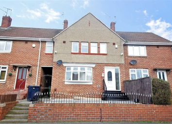 Thumbnail 3 bed terraced house for sale in Aintree Road, Farringdon, Sunderland