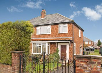 Thumbnail 3 bedroom semi-detached house for sale in Wedderburn Avenue, Harrogate