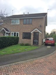 Thumbnail 2 bed semi-detached house to rent in Mardon Close, Knutsford
