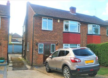Thumbnail 3 bed semi-detached house for sale in Kingshill Avenue, Hayes