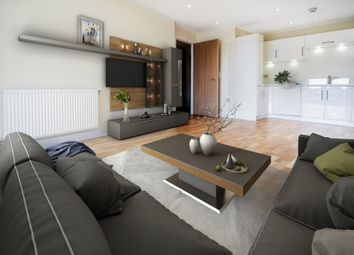Thumbnail 2 bed flat for sale in Legacy Wharf, Cooks Road, London