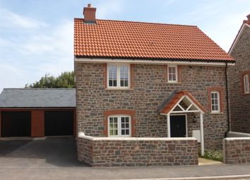 Thumbnail 3 bed detached house for sale in Hilary Close, Carhampton, Minehead
