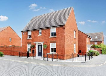 Thumbnail 3 bed detached house for sale in Poppy Way, Havant