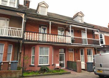 Thumbnail 6 bedroom terraced house for sale in Russell Road, Felixstowe, Suffolk