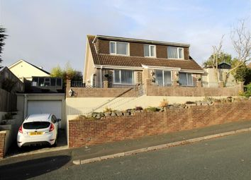 Thumbnail 4 bed detached house for sale in Goosewell Hill, Eggbuckland, Plymouth