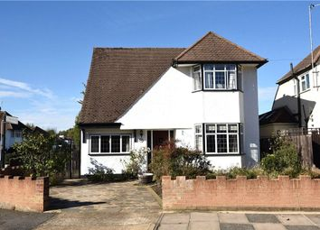 Thumbnail 3 bed detached house for sale in Evelyn Avenue, Ruislip, Middlesex