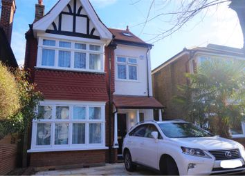 Thumbnail 5 bed detached house for sale in Milner Road, Kingston Upon Thames