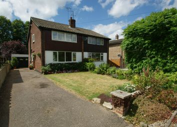 Thumbnail 3 bed semi-detached house for sale in Sheering Lower Road, Sawbridgeworth