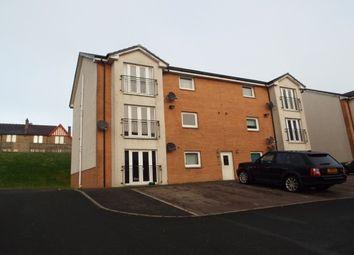 Thumbnail 2 bed flat to rent in Caledonian Gate, Coatbridge