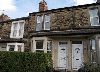 Thumbnail 2 bed terraced house to rent in Regent Terrace, Harrogate