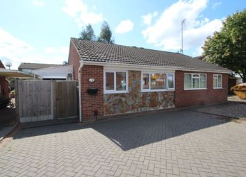 Thumbnail 2 bed bungalow for sale in Tresillian Road, Exhall, Coventry