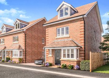 Thumbnail 3 bedroom detached house for sale in Woodland Meadows, Woodley, Reading