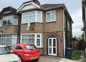 Thumbnail 3 bed semi-detached house for sale in Greenford Road, Greenford