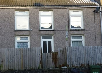 Thumbnail 3 bed terraced house to rent in High Street, Gilfach Goch, Porth