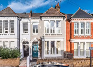Thumbnail 5 bedroom terraced house for sale in Voltaire Road, London
