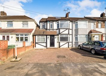 Thumbnail 4 bed semi-detached house for sale in Cheriton Avenue Clayhall, Ilford, Essex