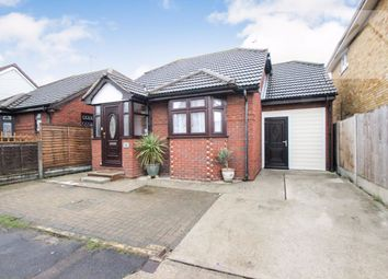 Thumbnail 1 bed bungalow for sale in Adelsburg Road, Canvey Island, - Town Centre Location