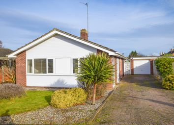 Thumbnail 3 bed detached bungalow for sale in Rosebery Way, Newmarket