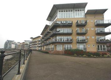 Thumbnail 2 bed flat to rent in Lightermans Way, Ingress Park, Greenhithe