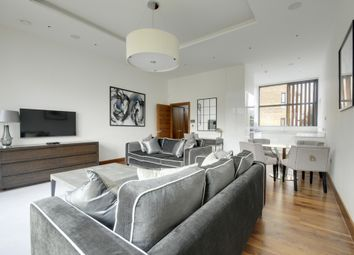 Thumbnail 2 bed terraced house to rent in Garden House, Kew Bridge Court, Chiswick