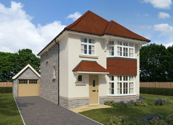 Thumbnail 4 bed detached house for sale in Glenwood Park, Glenwood Farm, Barnstaple, Devon