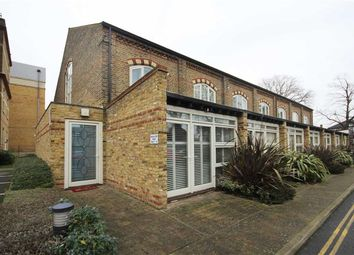 Thumbnail 3 bed flat for sale in Borough Road, Osterley, Isleworth