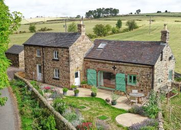 Thumbnail 3 bed detached house for sale in Ridge End Cottage, Sheen, Buxton, Derbyshire