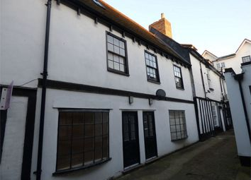 Thumbnail 2 bedroom town house for sale in Bridge Street, St. Ives, Huntingdon