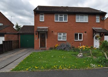Thumbnail 3 bed semi-detached house for sale in Kingham Close, Redditch