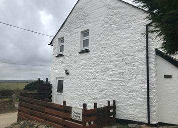 Thumbnail 2 bed cottage to rent in Tredinnick, Duloe, Liskeard