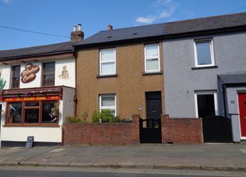 Thumbnail 3 bed terraced house for sale in North Street, Heavitree, Exeter