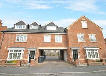 Thumbnail 1 bed flat to rent in The Brambles, Heath Avenue, Littleover