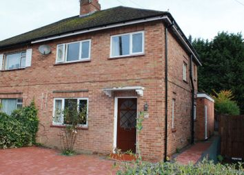 Thumbnail 4 bed semi-detached house to rent in Ripley Avenue, Egham