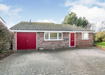 Thumbnail 4 bed detached house for sale in Highview Close, Sudbury