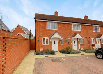 Thumbnail 2 bed terraced house for sale in Ambrose Way, Romsey, Hampshire