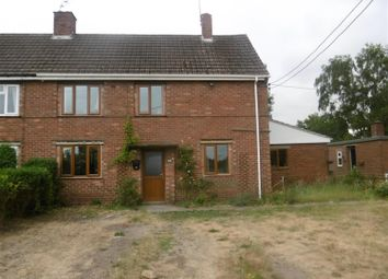 Thumbnail 3 bed semi-detached house for sale in Mill Lane, Morton, Gainsborough