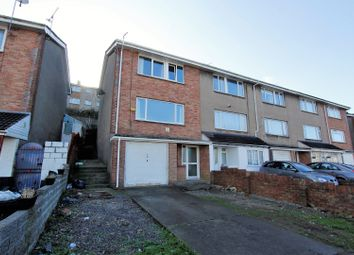 Thumbnail 3 bed end terrace house for sale in Pil-Y-Cynffig, North Cornelly