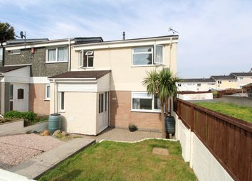 Thumbnail 3 bed barn conversion for sale in Ruskin Crescent, Crownhill, Plymouth