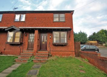 Thumbnail 2 bed town house to rent in Swallow Gardens, Carlton, Nottingham