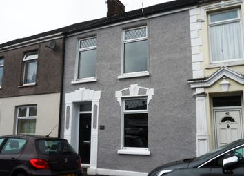 Thumbnail 3 bed terraced house for sale in Caersalem Terrace, Llanelli, Carmarthenshire