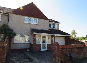 Thumbnail 6 bedroom end terrace house for sale in The Frithe, Slough