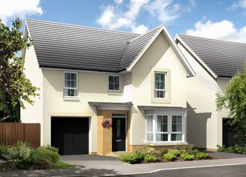 "Thumbnail 4 bed detached house for sale in ""Drumoig"" at Glassford Road, Strathaven"
