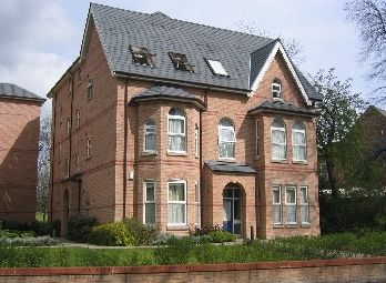 2 bed flat to rent in 1 Hart Road, Fallowfield M14